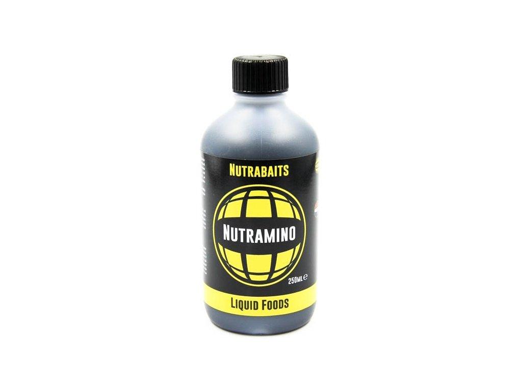 Nutrabaits tekuté přísady - Nutramino 250ml  + Sleva 10% za registraci