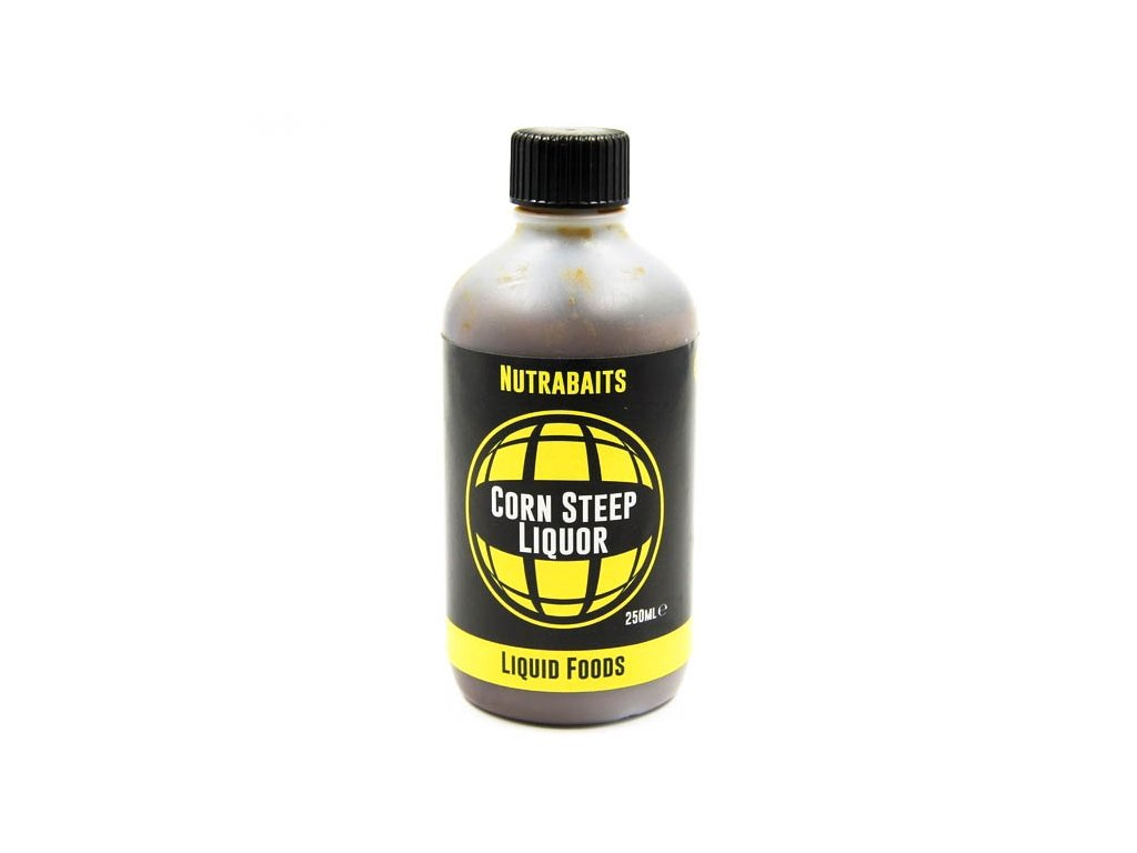 Nutrabaits tekuté přísady - Corn Steep Liquor 250ml  + Sleva 10% za registraci