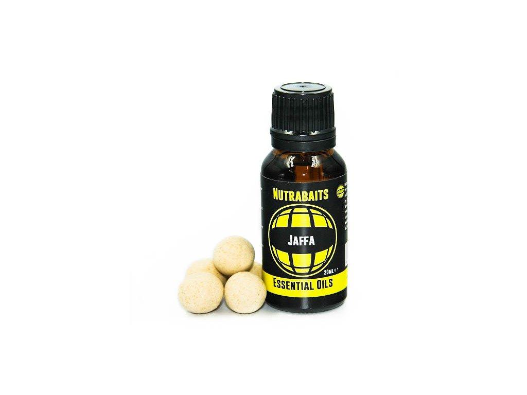 Nutrabaits esenciální oleje - Jaffa 20ml  + Sleva 10% za registraci