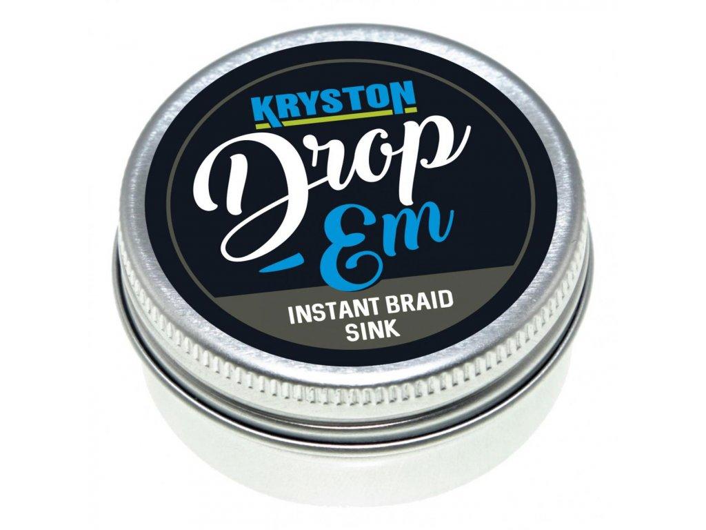 Kryston plastická olova - Drop Em zatěžkávací tmel  + Sleva 10% za registraci