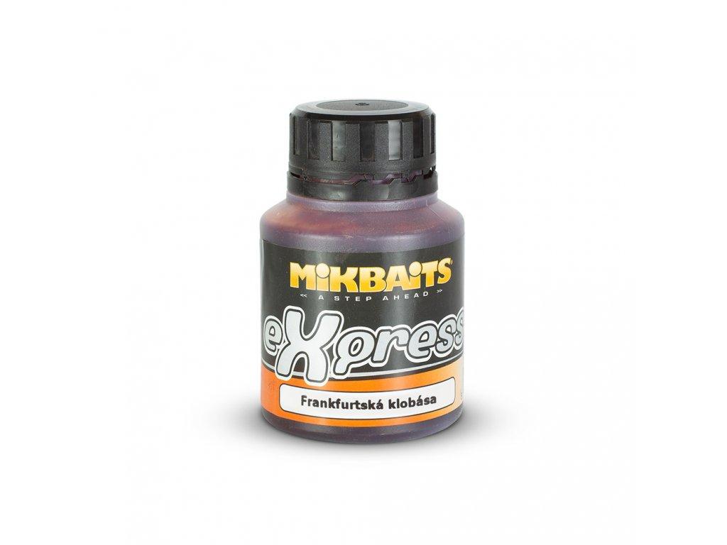 Mikbaits eXpress dip 125ml - Frankfurtská klobása  + Sleva 10% za registraci