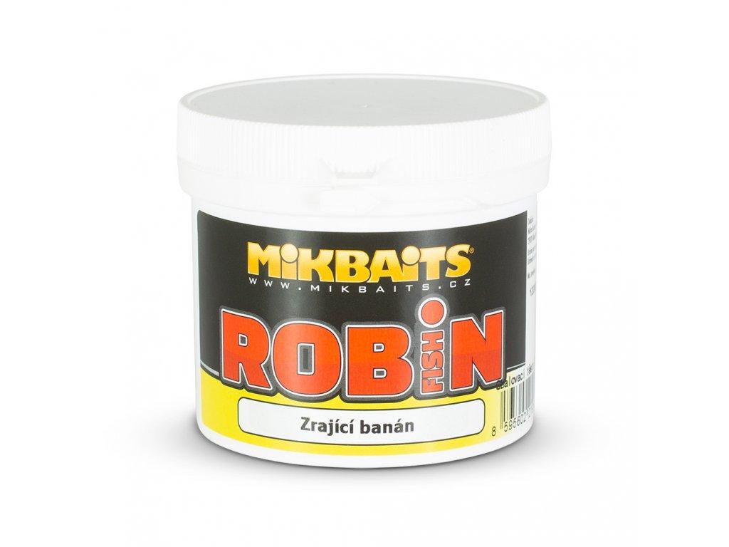 Mikbaits Robin Fish těsto 200g - Zrající banán  + Sleva 10% za registraci