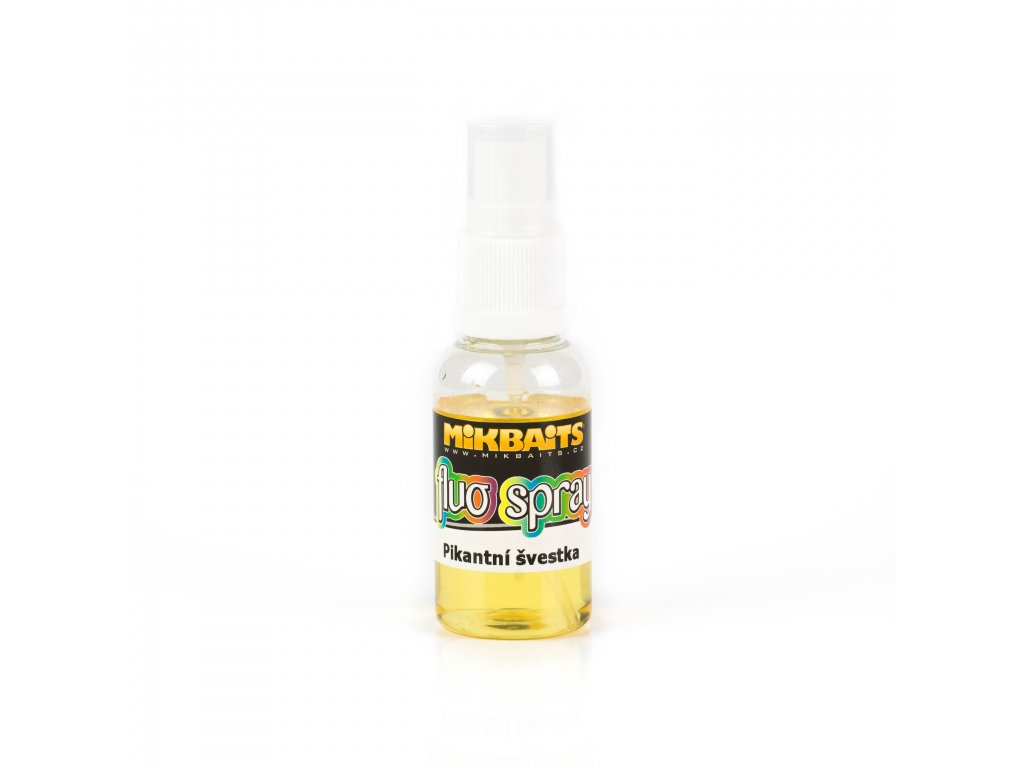 Mikbaits Pop-up spray 30ml - Pikantní švestka  + Sleva 10% za registraci