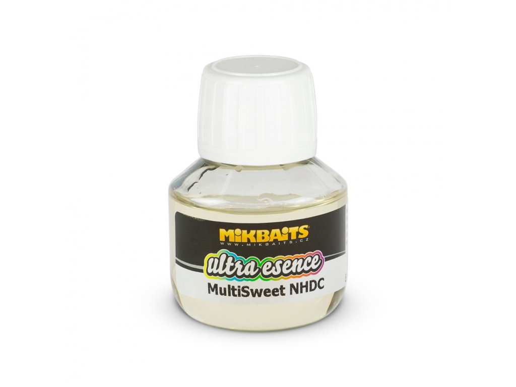 Mikbaits Sladidla, chuťové stimulátory - MultiSweet NHDC 50ml  + Sleva 10% za registraci