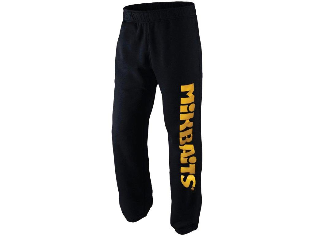 Mikbaits oblečení - Tepláky černé XL  + Sleva 10% za registraci