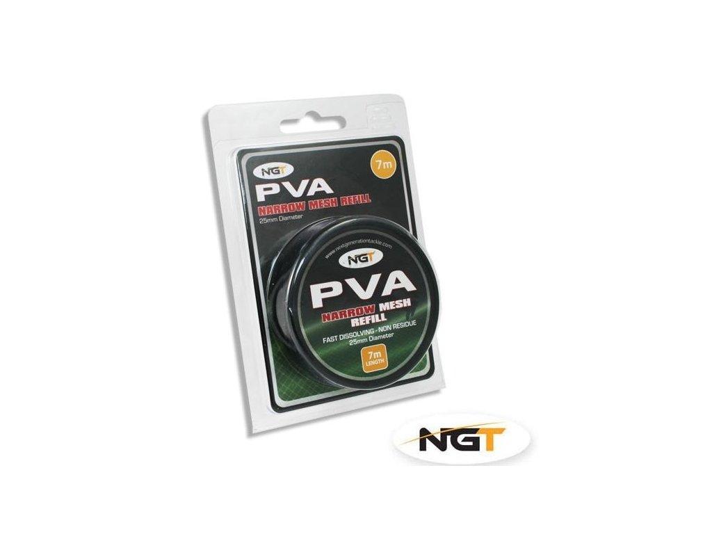 NGT PVA Náhradní Rukáv Refill 7mx25mm  + Sleva 10% za registraci