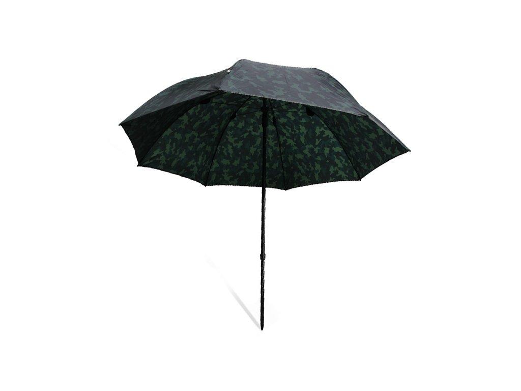 NGT Deštník Camo Brolly 2,20m  + Sleva 10% za registraci