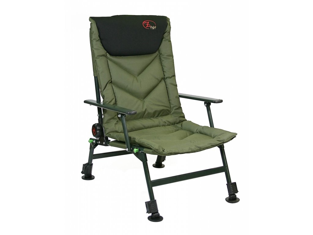 Zfish Křeslo Classic Chair  + Sleva 10% za registraci + ZDARMA kaprové háčky