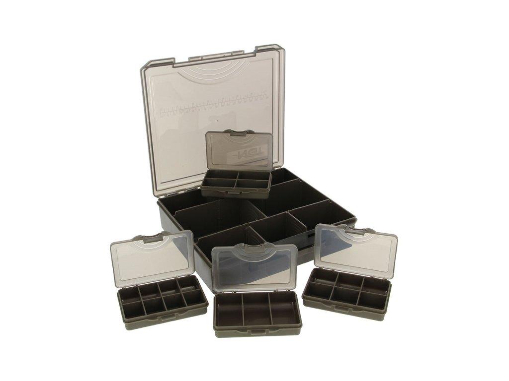 NGT Tackle Box System 4+1  + Sleva 10% za registraci