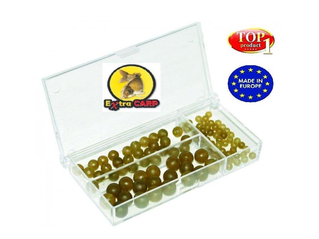 Extra Carp Rubber Beads Set  + Sleva 10% za registraci