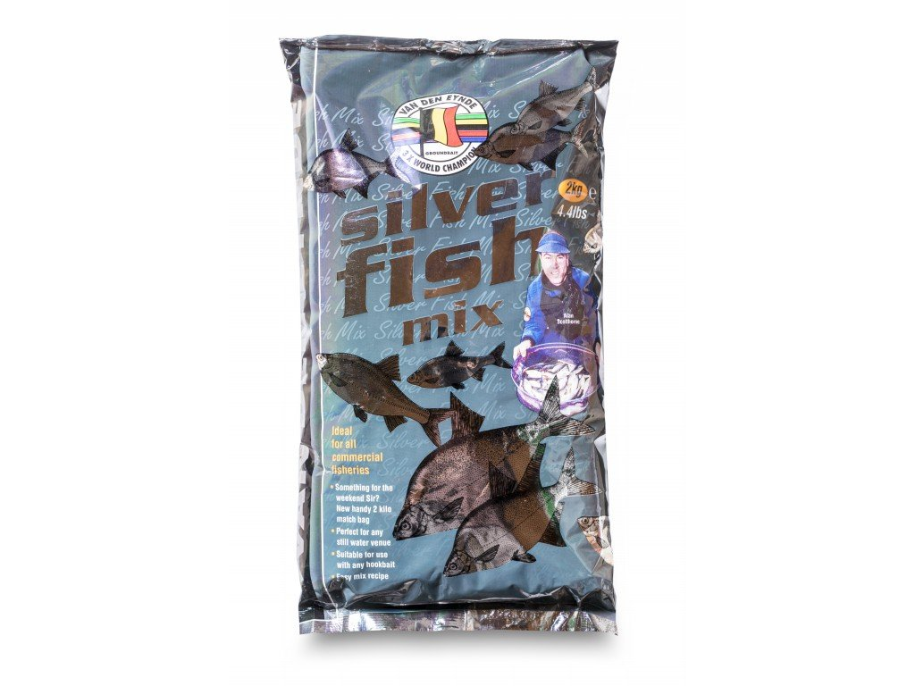 MVDE Silver Fish Mix 2kg  + Sleva 10% za registraci