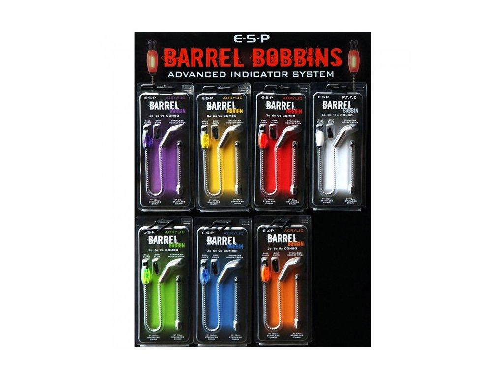 ESP swinger Barrel Bobbin Kit - Blue  + Sleva 10% za registraci