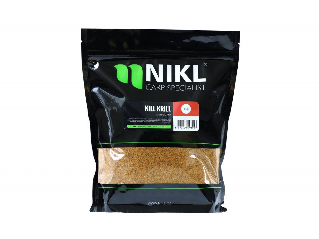 Karel Nikl Method-mix Kill Krill  + Sleva 10% za registraci