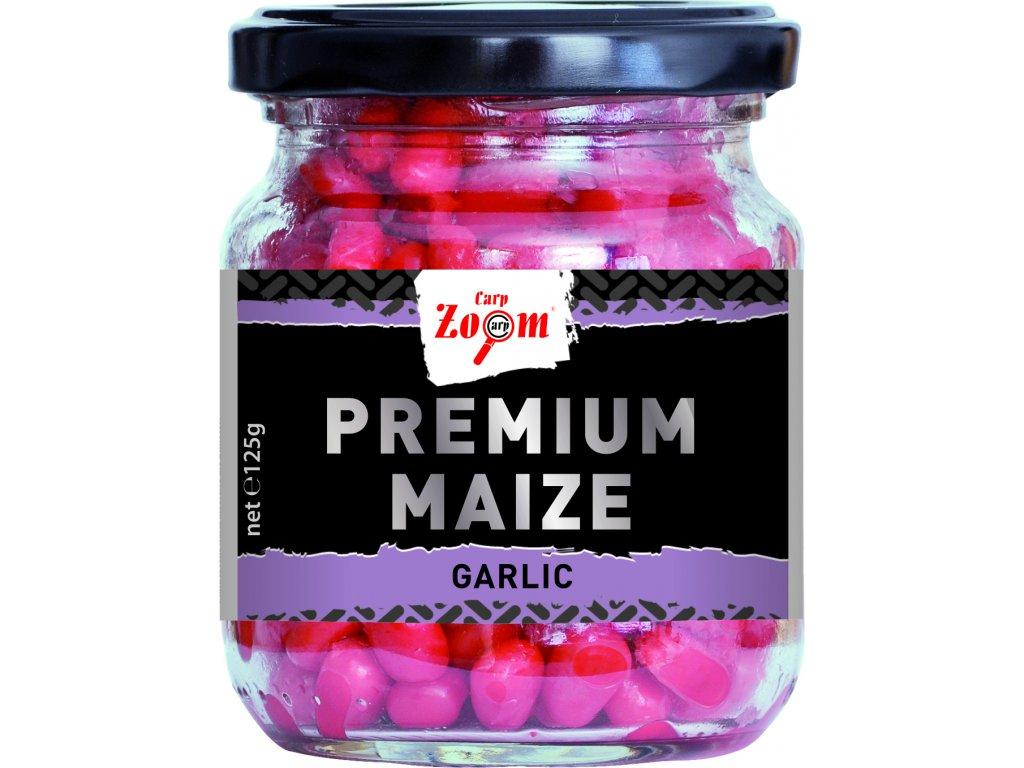Carp Zoom Premium Maize - 125 g/125 g/Česnek  + Sleva 10% za registraci