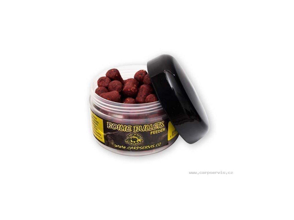 Boilie Bullets - 100 g/Citron/16*10 mm  + Sleva 10% za registraci