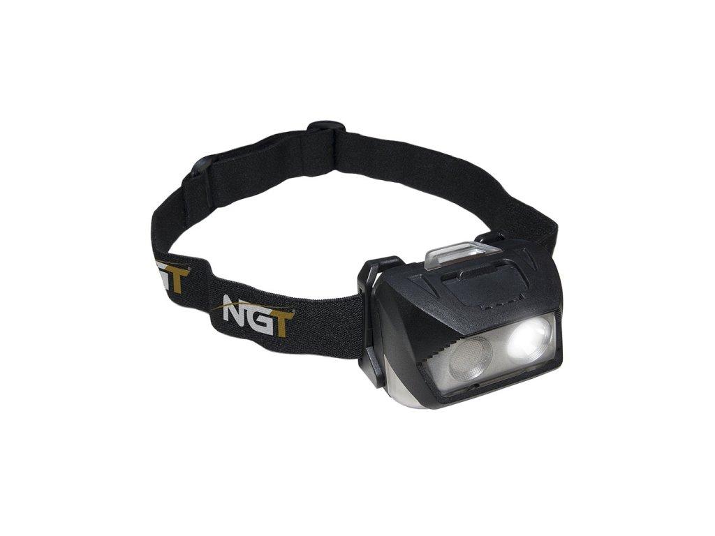 NGT Čelovka Dynamic Cree Headlight  + Sleva 10% za registraci