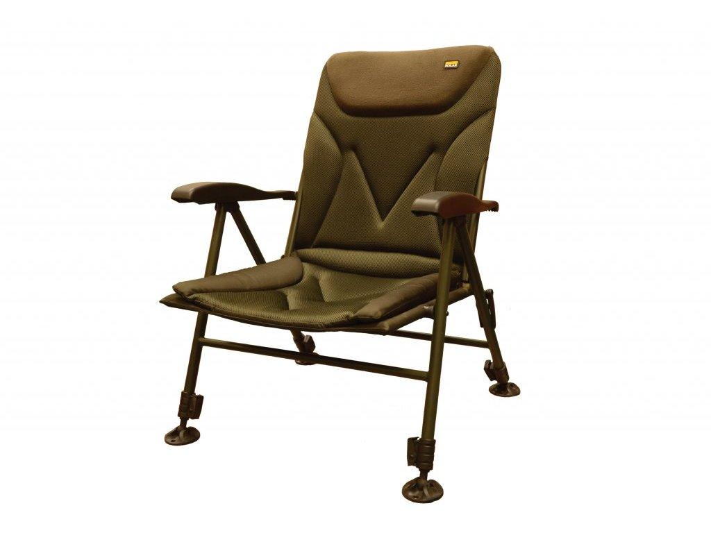 Solar Křeslo - Bankmaster Recliner Chair  + Sleva 10% za registraci + ZDARMA kaprové háčky