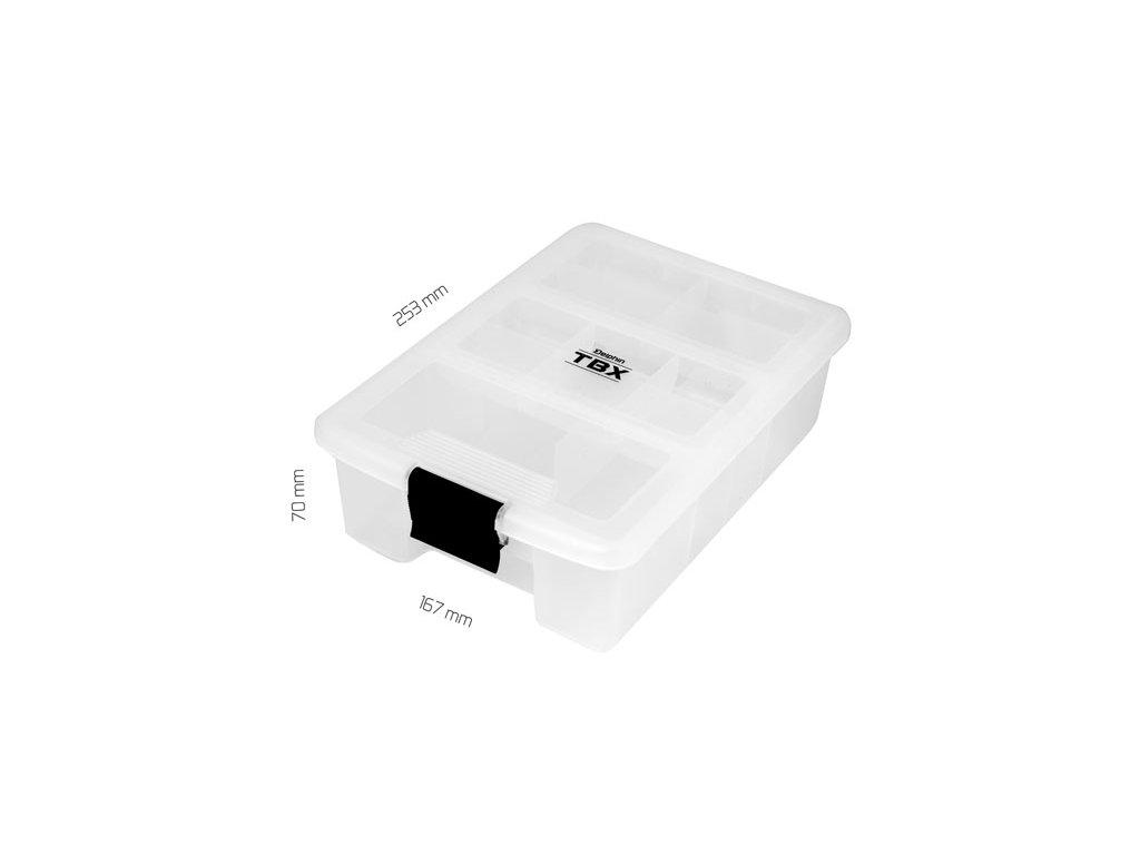 Krabice Delphin TBX One 253-16P  + Sleva 10% za registraci