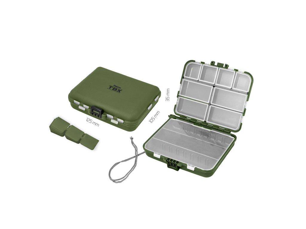 Krabice Delphin TBX Duo 125-11P  + Sleva 10% za registraci