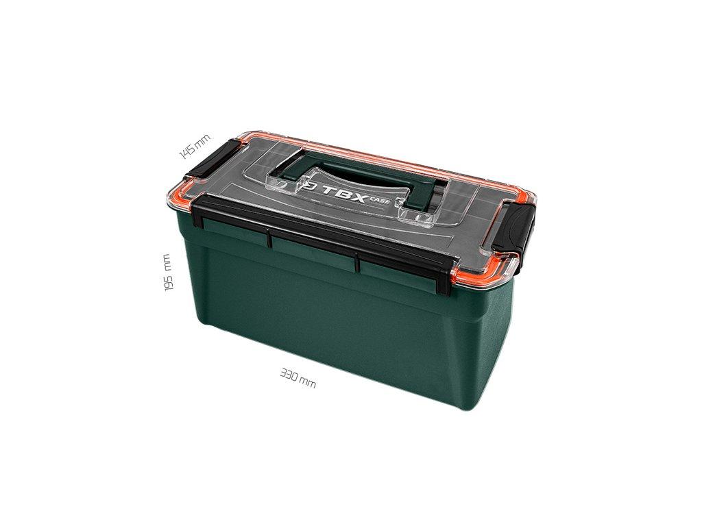 Krabice Delphin TBX Case Clip  + Sleva 10% za registraci