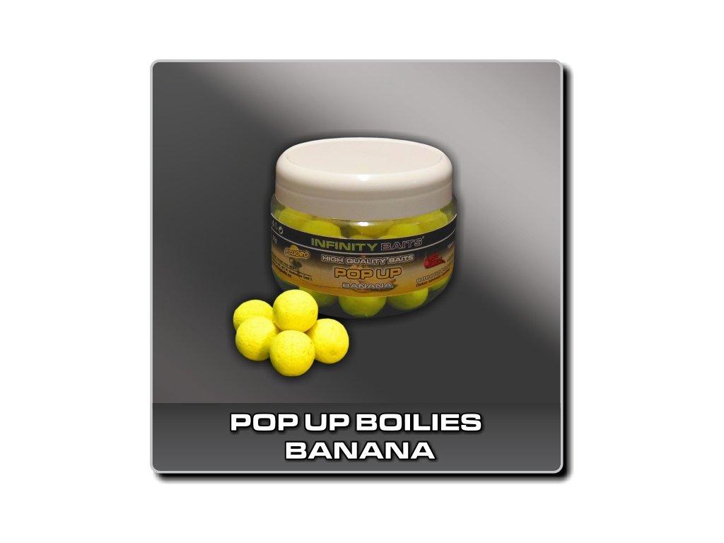 Infinity Baits Fluoro Pop Up boilies 18 mm  + Sleva 10% za registraci