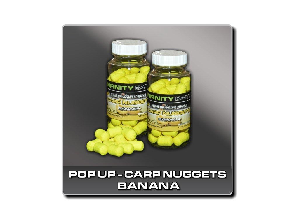 Infinity Baits Pop Up Carp nuggets  + Sleva 10% za registraci