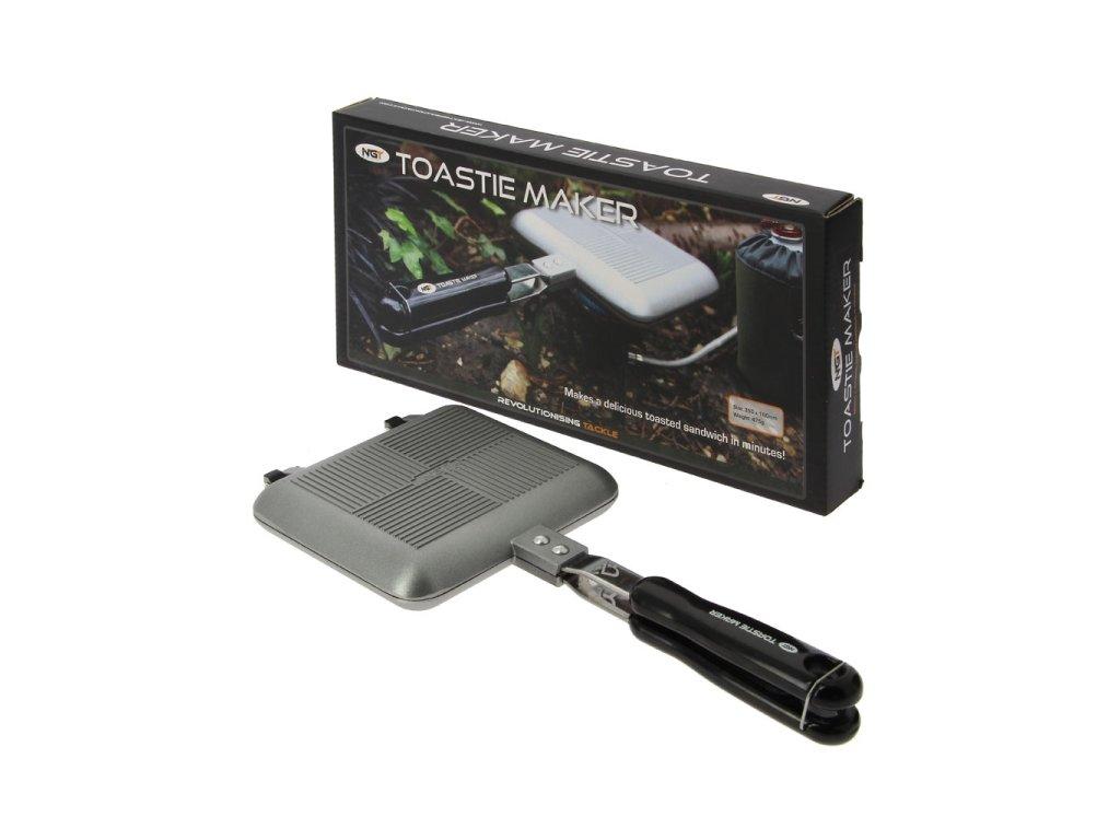 NGT Touster Toastie Maker  + Sleva 10% za registraci