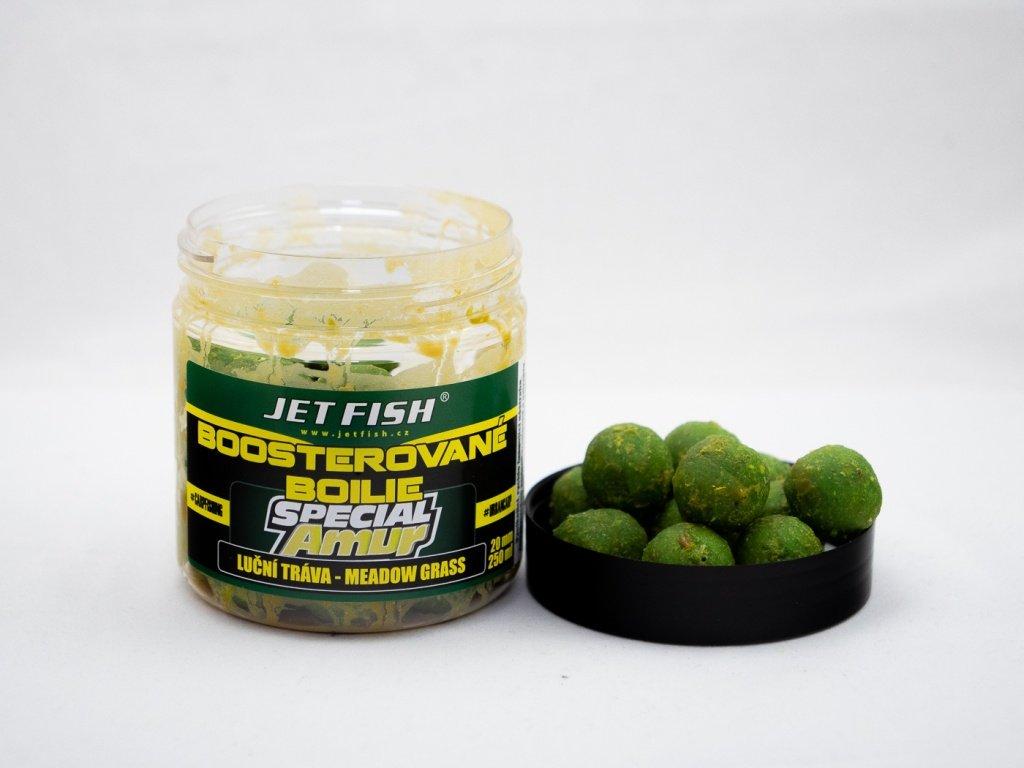 JetFish Speciál Amur - Boosterované boilie