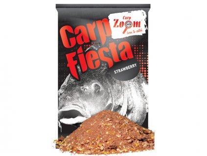 Carp Zoom Carp Fiesta - 3 kg/Jahoda  + Sleva 10% za registraci
