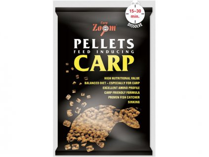 Carp Zoom Carp Pellets - 800 g/3 mm  + Sleva 10% za registraci