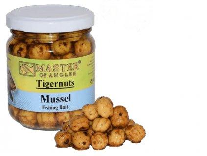 Master of Angler Tygří ořech Tigernuts - 212 ml/Mušle  + Sleva 10% za registraci