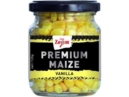 Carp Zoom Premium Maize - 125 g/125 g/Vanilka  + Sleva 10% za registraci
