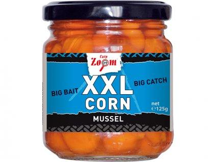 XXL Corn - Mammoth Maize - 125 g/125 g/Mušle  + Sleva 10% za registraci