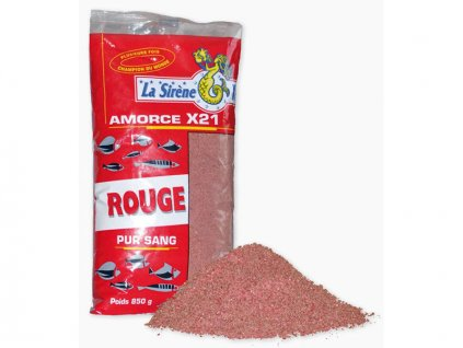 La Sirene X21 Rouge Groundbait - 850 g