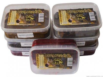 Obalovačka - 150 g/Cherry - Super Crab  + Sleva 10% za registraci