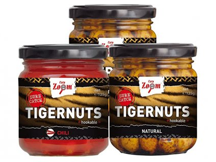 Carp Zoom Tigernuts - Tygří ořech - 220 ml/Ananas  + Sleva 10% za registraci