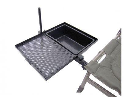 Carp Zoom Tác smiskou Side tray with bowl  + Sleva 10% za registraci