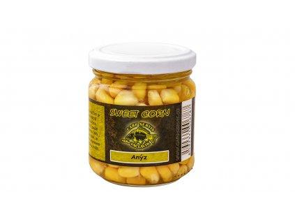 Carp Servis Václavík Kukuřice Sweet Corn  + Sleva 10% za registraci