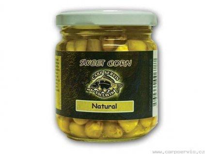 Carp Servis Václavík Kukuřice Sweet Corn - 212 ml/Natural  + Sleva 10% za registraci