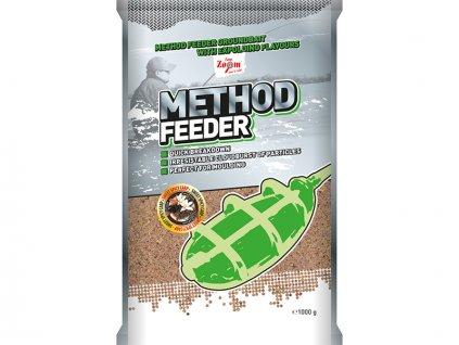 Carp Zoom Method Feeder Groundbaits - 1 kg/ Sladké koření-Kapr  + Sleva 10% za registraci