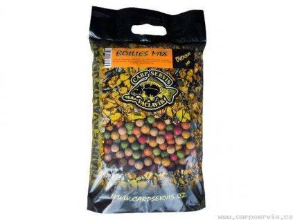 Boilies Mix 3 kg/ /Ovocný mix  + Sleva 10% za registraci