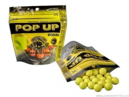 Pop Up Boilies 16 mm - 50 g/16 mm/Slunečnice  + Sleva 10% za registraci