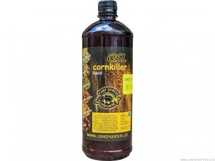 Carp Servis Václavík CSL Cornkiller Liquid - 1 l/slunečnice  + Sleva 10% za registraci