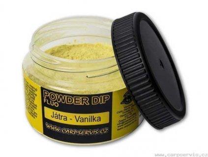 Carp Servis Václavík Fluo Powder Dip - 70 g/Skopex  + Sleva 10% za registraci