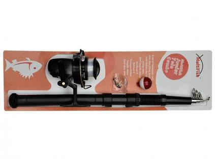 Carp Zoom Multifish Junior Tele Combo Set  + Sleva 10% za registraci