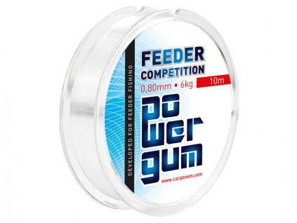 Carp Zoom Power Gum - 10 m, 0,80 mm, 6 kg  + Sleva 10% za registraci