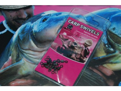 LK Baits Carp Swivels  + Sleva 10% za registraci