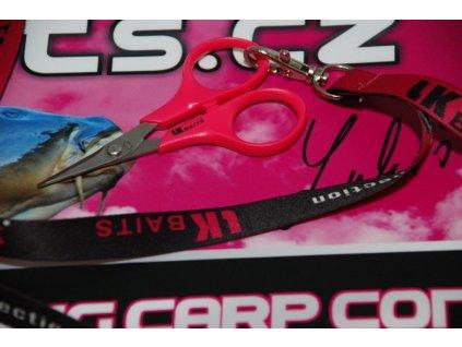 LK Baits nůžky Braid Scissors  + Sleva 10% za registraci