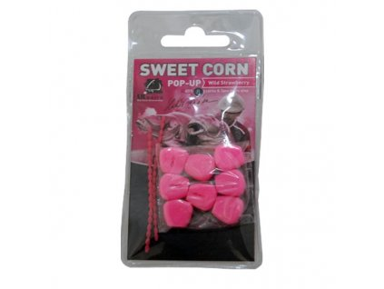 LK Baits Sweet Corn -Wild Strawberry  + Sleva 10% za registraci