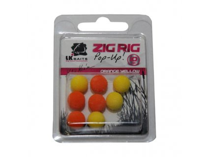 LK Baits ZIG RIG Pop–Up  + Sleva 10% za registraci